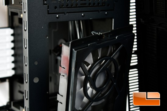 Define R4 Front Fan Cage Removal