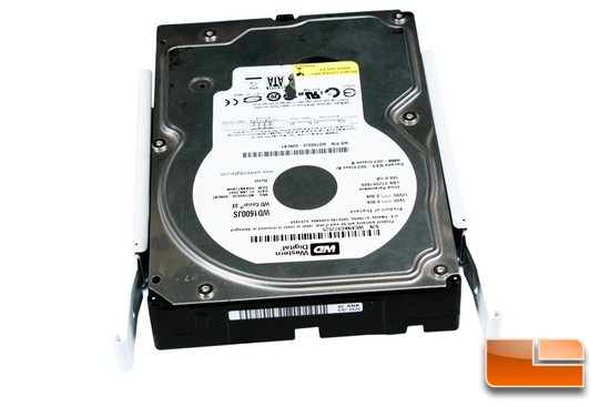 Define R4 3.5 HDD Installed