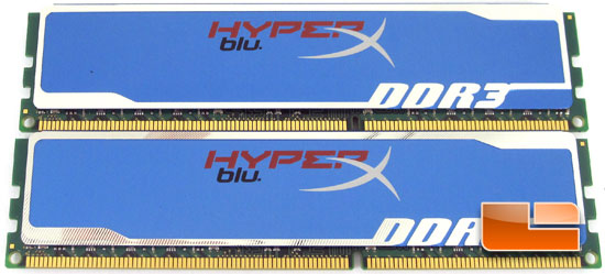Kingston HyperX 16Gb KHX1600C10D3B1K2/16G 2x8Gb Memory Review