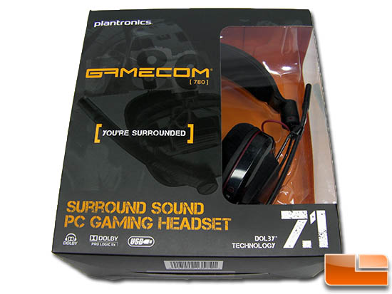 Plantronics GameCom 780 Gaming Headset Review