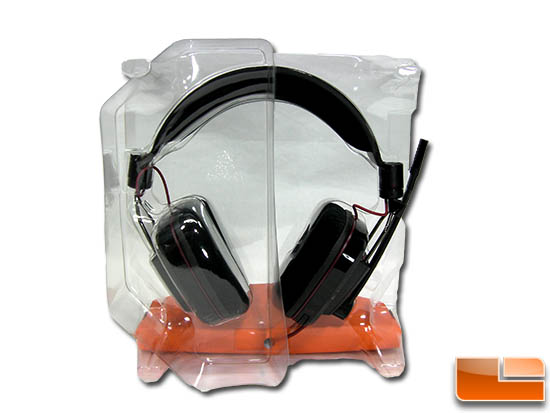 Plantronics GameCom 780 inner packaging