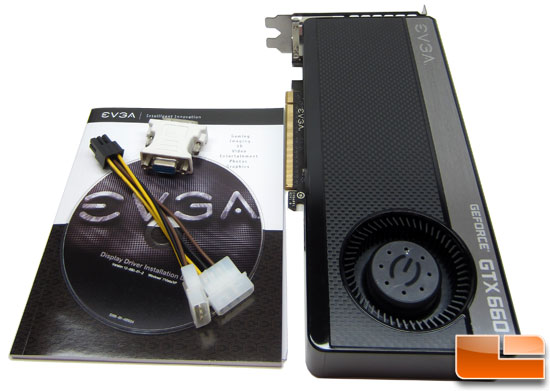 EVGA GeForce GTX 660 SuperClocked Video Card