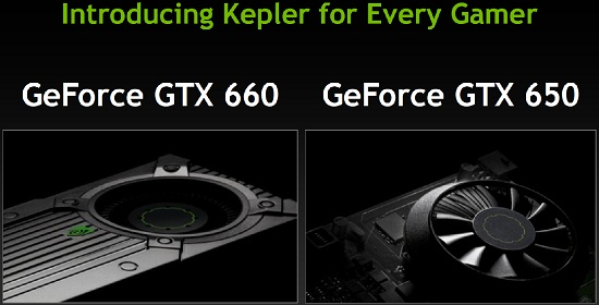 NVIDIA GeForce GTX 660 Marketing Slide