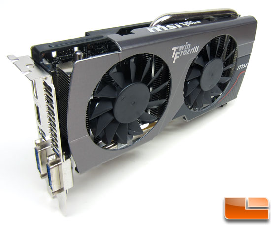 MSI GeForce GTX 660 Twin Frozr