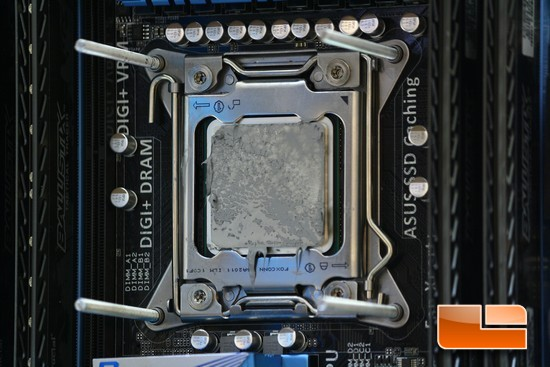 Prolimatech PK2/PK3 Test of Application