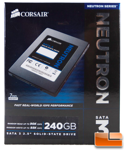 Corsair Neutron 240GB Box