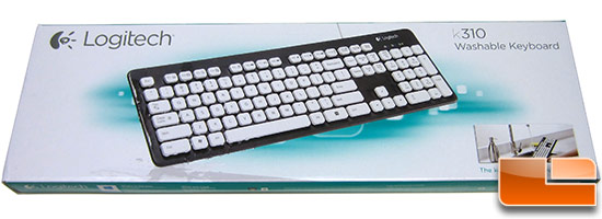 Logitech Washable Keyboard K310 Review