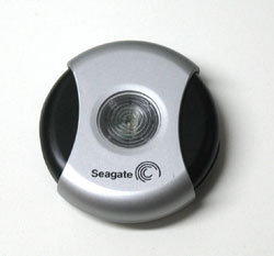 The 5GB Seagate Pocket Drive Front Image