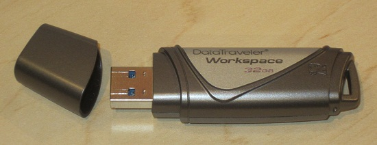 Kingston DataTraveler Workspace