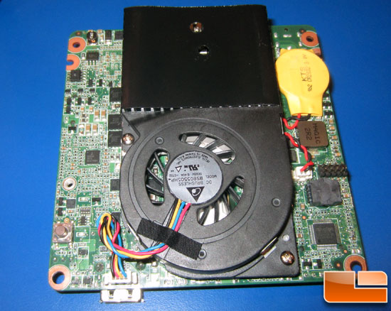 Intel NUC Cooling Fan