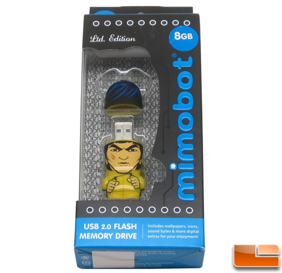 Bruce Lee Flash Drive