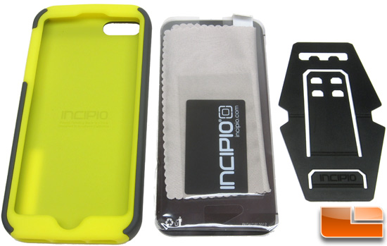 Incipio DualPro iPhone 5 Case Accessories