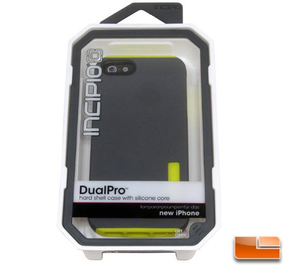Incipio DualPro iPhone 5 Case