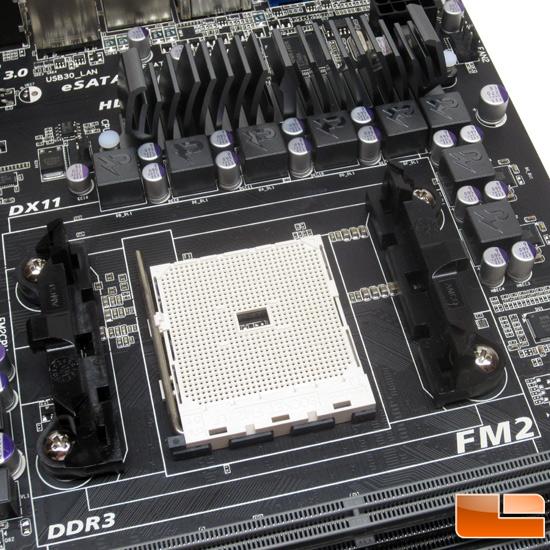 AMD Socket FM2