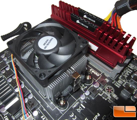 AMD A10-5800K APU HSF