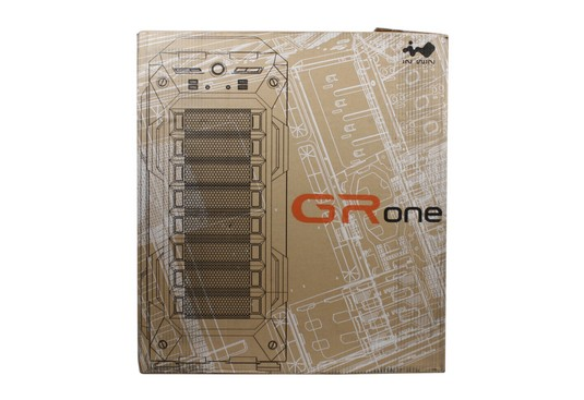 GRone Box Front