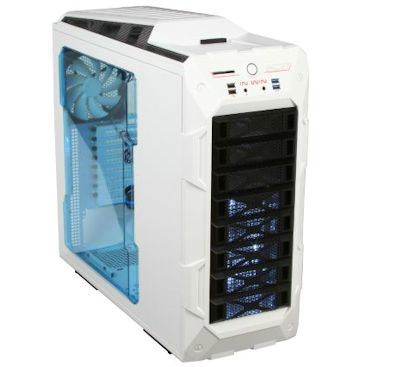 In-Win GRone Full Tower Chassis Review