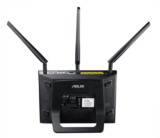 ASUS RT-N66U Dual Band Router