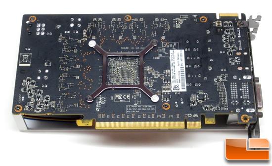 XFX R7850 Video Card PCB