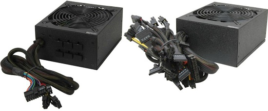 Rosewill Capstone Series power supplies