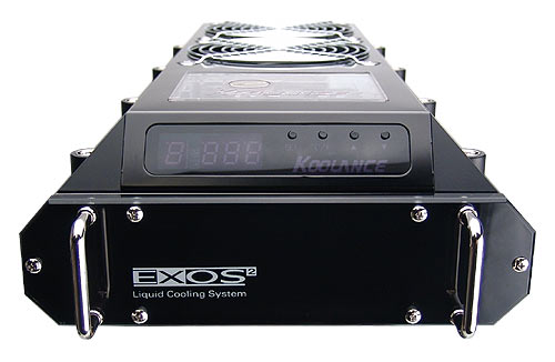 Exos-2 Front view