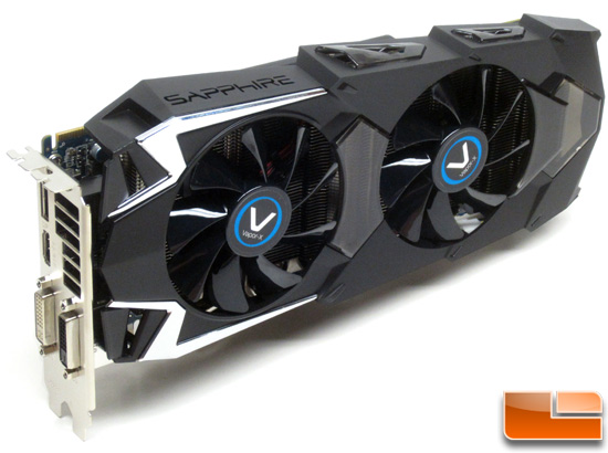 Sapphire HD7950 Vapor-X Video Card