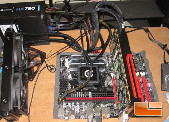 AMD 990FX Test System