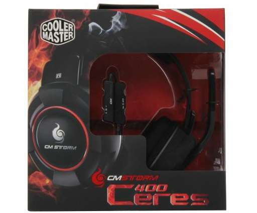 Cooler Master Ceres-400 Gaming Headset