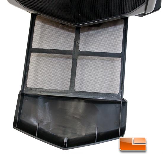 NZXT Phantom 820 front filter