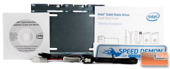 Intel 335 240GB Accessories