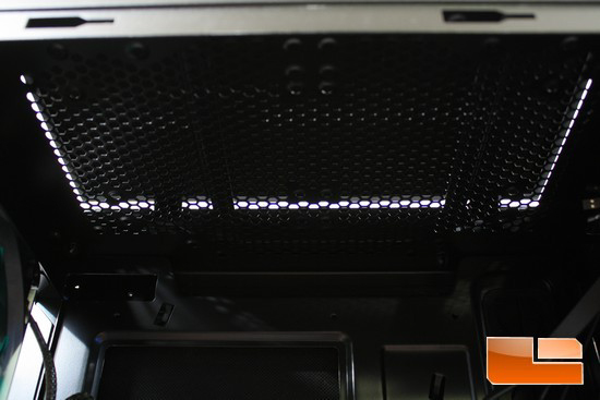 Deep Silence 1 Top Optional Fan Mounts