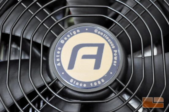 HCP-1000 Fan engine logo