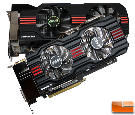 ASUS GeForce GTX 600 Series Top