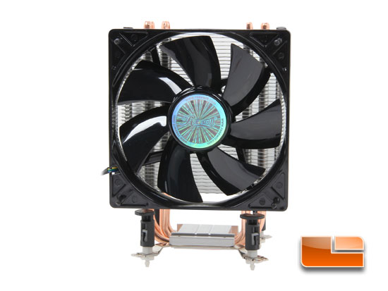 Rosewill AIOLOS 120mm CPU Cooler Review