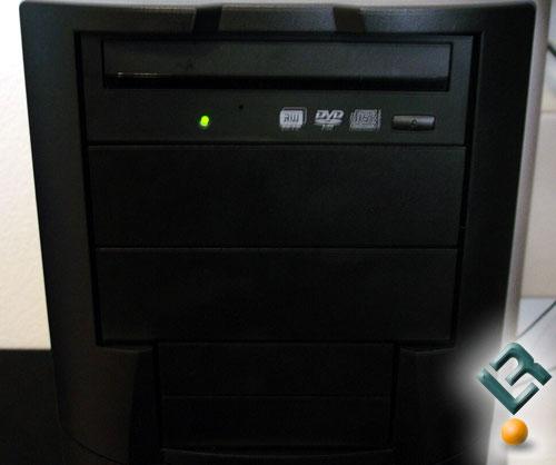 TX640 External drive bays