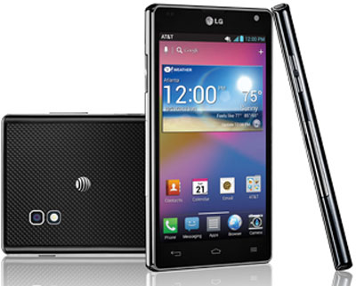 LG Optimus G 16GB Smartphone Review – AT&T 4G LTE