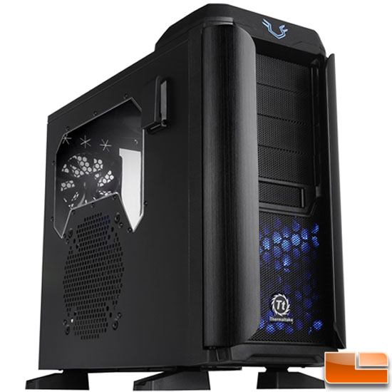 Thermaltake Armor Revo Gene Mid Tower Case Review