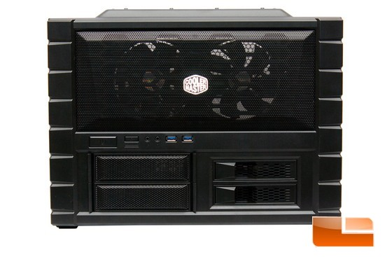 Cooler Master Haf Xb Lan Box And Test Bench Case Review