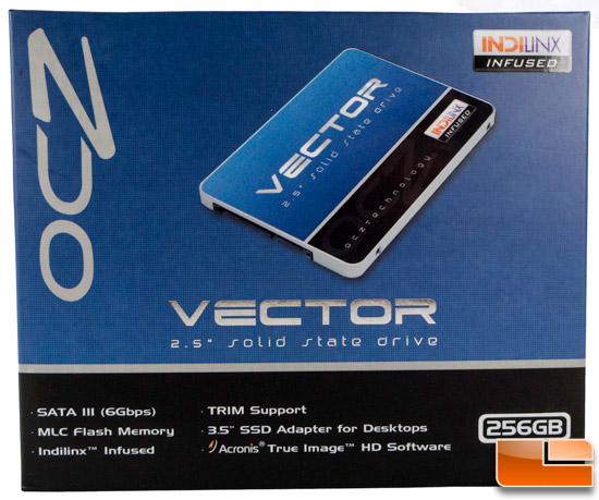 OCZ Vector 256GB Box