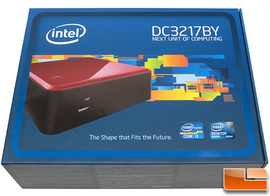 Intel NUC DC3217BY Box