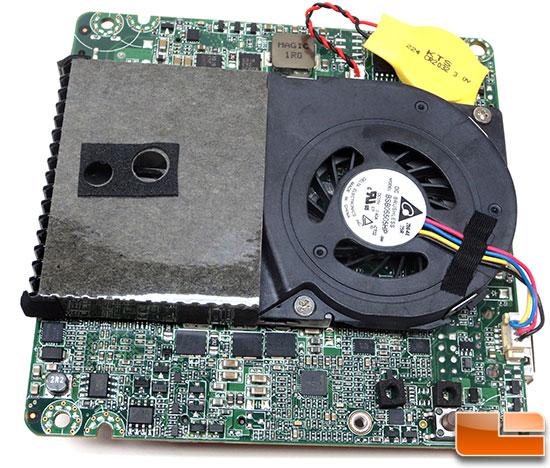Intel D33217CK motherboard