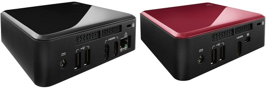 Intel NUC DIY Kits