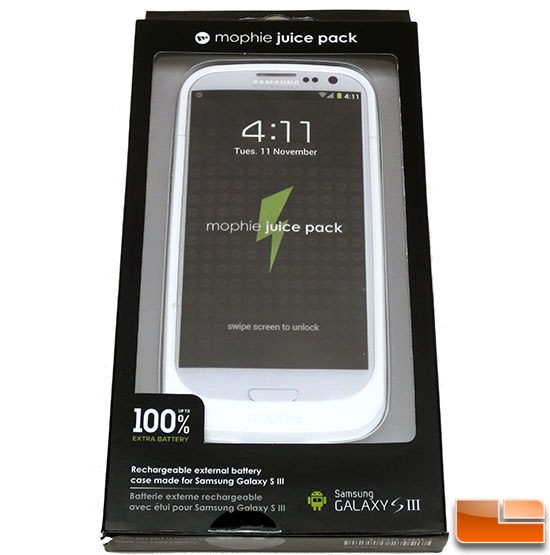 Mophie Juice Pack Battery Case For Samsung Galaxy S III Review