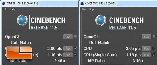 ASUS F2A85-V Pro Overclocking Results