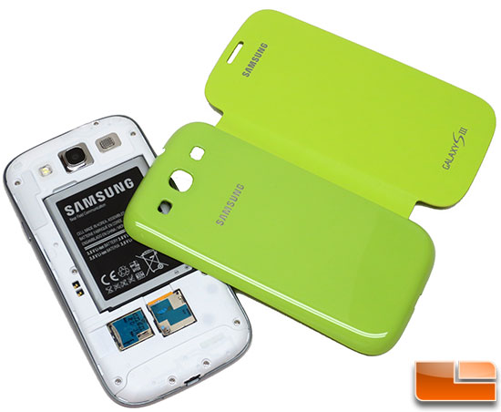 Samsung Flip Covers For Galaxy S III and Note II Page 2: Galaxy