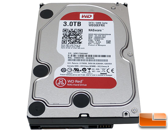 WD Red 3TB NAS Hard Drive Review