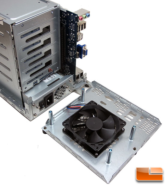 Thecus N5550 120mm Case Fan