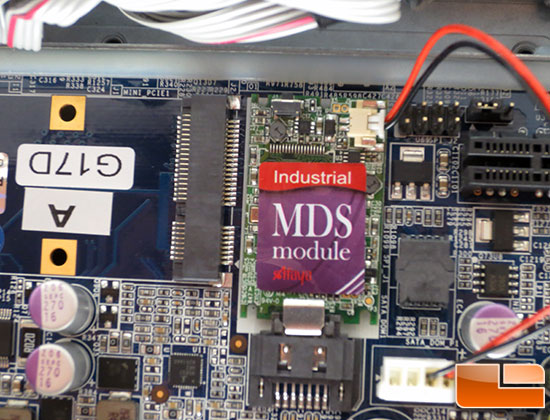 Thecus N5550 MDS Module
