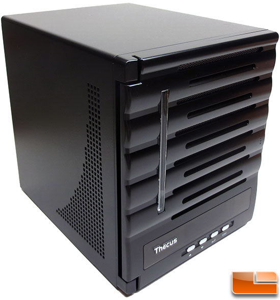 Thecus N5550 5-Bay Home NAS Review