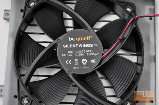 Silent Wings cooling fan